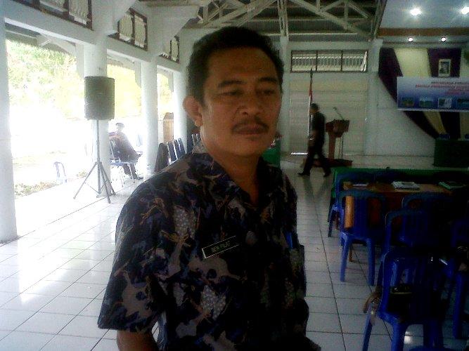 Asisten II Pemkab Sangihe, Benny Pilat SE