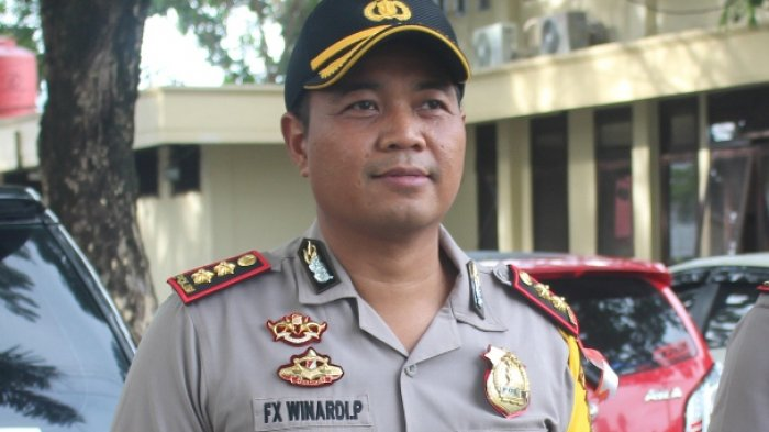 Kapolres Minsel AKBP FX. Winardi Prabowo,SIK.