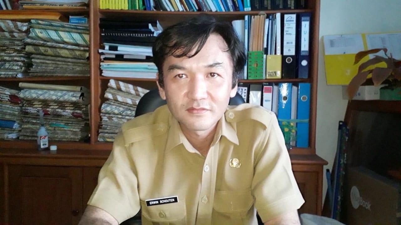 Kepala Dinas Kesehatan Kabupaten Minahasa Selatan dr.Erwin Scouten