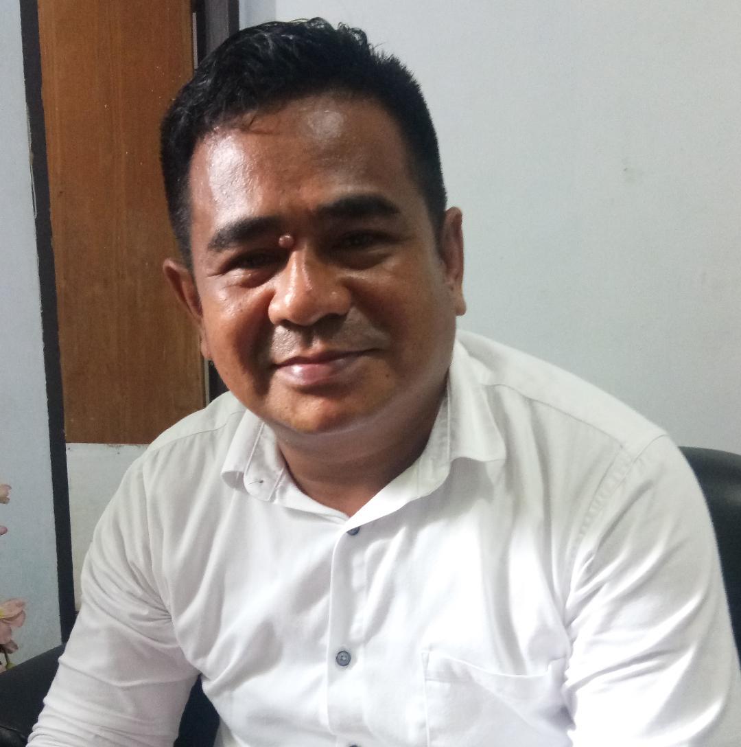Ketua Bawaslu Junaidi Bawenti SH.