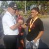 Kecamatan Tumpaan Peringkat lll Porkab Minsel Ke- 1 Thn 2018.