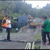 """Ex Jembatan """" Patah """" Ranoiapo Tinggal Kenangan Setelah Besi dan Bajanya Akan Dilelang."""