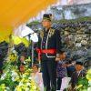Pemkot Tomohon Hadiri Sidang Paripurna Istimewa Dalam Rangka HUT Ke- 16 Kota Tomohon.