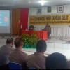 Terkait Pengamanan Pemilu, Kapolda Sulut Gelar Kunker ke Polres Sangihe