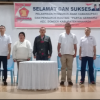 DPC Partai Gerindra Minahasa Melantik PAC Kecamatan Sonder.