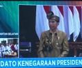 DPRD Minsel Rapat Paripurna Dengar Pidato Kenegaraan HUT RI Ke-74 dan Penandatanganan Nota Kesepakatan KUPA PPAS 2019.