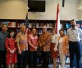 """Bupati """"ROR"""" Memenuhi Undangan Dari Konsulat Jenderal AS di Surabaya."""