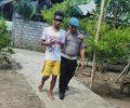 Polsek Beo Amankan Pelaku 'Street Crime'
