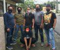 Lari Dari Tanggung Jawab Pemuda Asal Woloan di Tangkap Polisi