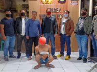 Sempat Bersembunyi 5 jam, Pria Kinilow Diciduk URC Totosik