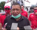 """Ketua DPC PDI-P Mitra """"JS"""" Pelaku Pembakaran Bendera Partai Harus di Proses Hukum"""