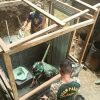 Satgas TMMD ke-108 Bangun Jamban Keluarga di Desa Tempang