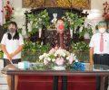 """Bupati """"ROR"""" Kunjungi Tempat Ibadah Yang Akan di Buka Kembali Terkait Covid-19"""