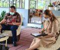 Wakil Bupati RD Ikut Ibadah Minggu Lewat Pengeras Suara