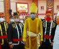 Bupati ROR dan Wabup RD Ikut Rapat Paripurna DPRD Provinsi Sulut Dalam Rangka HUT Ke-56