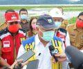 Sela-sela Kunjungan Menteri PUPR di Minahasa Danau Tondano Menjadi Prioritas Pemerintah Pusat