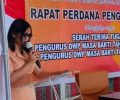 Pengurus Dharma Wanita Persatuan Kabupaten Mitra Gelar Rapat Perdana