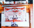 Bupati Roring Ikut Rapat MCP Korsupgah dan Penanganan Covid-19 Bersama KPK RI
