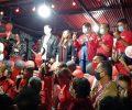 Ribuan Pendukung CSWL Banjiri Kampanye Sekaligus Peresmian Posko Wailan