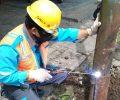 Ternyata Ada 38 Titik Tiang Listrik Tegangan Tinggi Kropos ULP PLN Kawangkoan Janji Akan Perbaiki Awal Bulan Maret