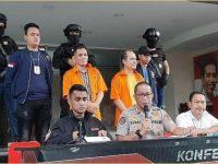 Rommy Rumengan Cs Diciduk Resmob Polda Metro Jaya Jakarta,