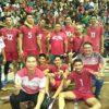 Taklukan Papua 3-0,Tim PON Voli Sulut Menuju 4 Besar