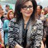 "Bupati "" Tetty "" Hadiri Rapat Kerja Presiden Jokowi."