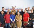 Lulus UKW 12 Wartawan Minahasa Dinyatakan Berkompeten.