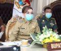 Pemkab Minsel Vicon Bersama Gunernur Sulut dan Kepala Daerah Lainnya.