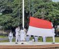 Berlangsung Khidmat, Peringatan Detik-Detik Proklamasi di Kabupaten Kepulauan Sangihe