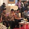 Gubernur Olly Hadiri Rakor Gubernur di Istana Presiden