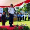 Gubernur Olly Irup Hari Perhubungan Nasional