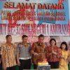 Wabup Franky Hadiri HUT ke-37 SMK Negeri I Amurang