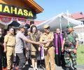 """Bupati """"ROR"""" Ikuti Apel Pergeseran Pasukan dan Doa Bersama Pengamanan TPS 2019."""