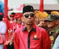 Tim Kampanye Daerah Jokowi-Ma'ruf Sampaikan Terimah Kasih Kepada Warga Mitra.