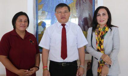 Yayasan YAKI MOU Dengan Sinode GMIM