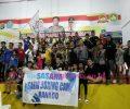 Raih 10 Medali Emas, Sario Boxing Camp Juara Umum Kapolda Cup.