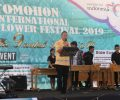 Tourism Trade Investment and Floriculture Expo 2019 di Buka.