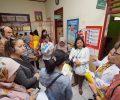 Participans Lakukan Kunjungan Ke Pusat Kesehatan Umum dan Rumah Sakit Kota Tomohon.
