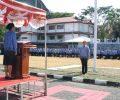 Pemkab Minut Gelar Upacara HUT Provinsi Sulut.