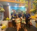 "Wawali ""SAS"" Hadiri Pembukaan Sulut Expo 2019 di Jakarta."
