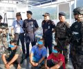 Curi Ikan di Perairan Indonesia, 1 Kapal dan 3 WNA Ditangkap.