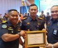 KP Hiu 15 Milik PSDKP Tahuna, Raih Penghargaan Kapal Pengawas Terbaik Ketiga se-Indonesia