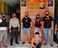Tim URC Totosik Bekuk Pelaku Penganiayaan di Wailan