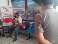 Alasan beli ikan, pria bermotor bawa kabur uang pedagang pasar Kawangkoan