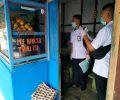 Loka POM Sangihe Rapid Test Sejumlah Makanan di Pasar Towo