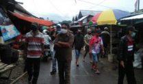 Pantau Aktifitas Pasar Esa Waya Kawangkoan, Ini Kata Wenny Talumewo.