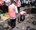 Letakkan Batu Dasar Pembangunan Gedung Asrama, Abubakar Tekankan Soal Kualitas Bangunan
