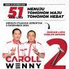 CS-WL Bakal Jadikan Tomohon Kota Meeting and Confrence