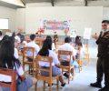 Program JMS, Ratusan Siswa SMK dan SMA Di Minahasa Terima Materi Hukum